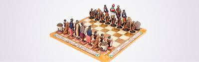 african tribal chess set kumbula shop