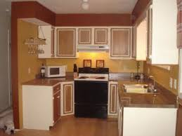 painting kitchen cabinet doors different color than frame painting kitchen cabinets thriftyfun