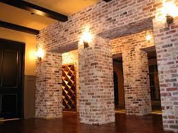 Home Concepts Design Calgary Using Brick Veneer For Interior Stone Concept