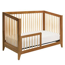 Convertible Crib With Toddler Rail Davinci Highland 4 In 1 Convertible Crib Toddler Rail Included