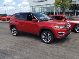 jeep compass limited red new 2018 jeep compass limited sport utility in noblesville near