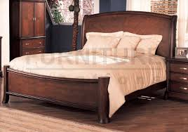 Bed Frames Wooden Soho Cherry Wood King Sized Bed Frame My Room Pinterest