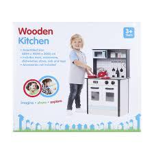 Kmart Toy Kitchen Set by Wooden Kitchen Kmart