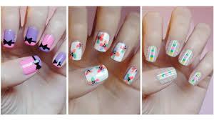fun easy nail art choice image nail art designs