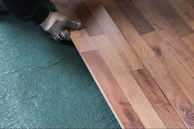 How Instal Laminate Flooring Laying Laminate Flooring Underlay