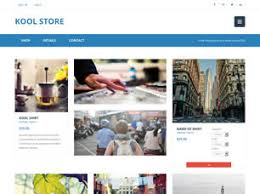 free ecommerce website templates 25 free css