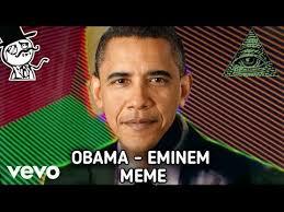 Eminem Rap God Meme - obama eminem rap god memes youtube