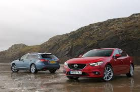 mazda saloon cars roy lewis road tests the mazda 6 2 2 litre 150ps diesel saloon six