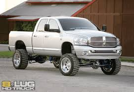 Dodge Ram Trucks With Rims - 2006 dodge ram 2500 weld racing wheels 8 lug magazine