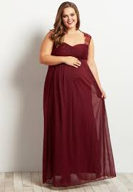 plus size burgundy bridesmaid dresses 20 maternity bridesmaid dresses