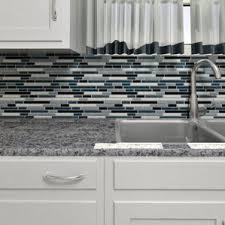 black glass tiles for kitchen backsplashes backsplash tile you ll wayfair