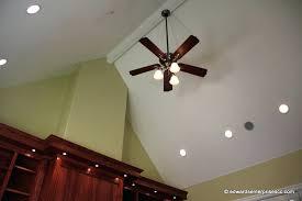 Lighting For Sloped Ceilings by Ceiling Fan Ceiling Fan Adapter For Sloped Ceilings Ceiling Fan