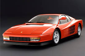 retro ferrari ferrari testarossa classic car review honest john