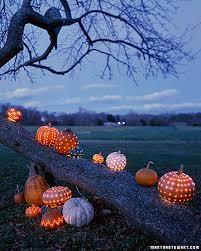 Martha Stewart Halloween Pumpkin Templates - martha stewart celestial pumpkin battery operated outdoors and