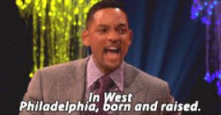In West Philadelphia Born And Raised Meme - will smith gif find share on giphy