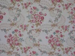 antique fabrics floral reproduction vintage fabric american
