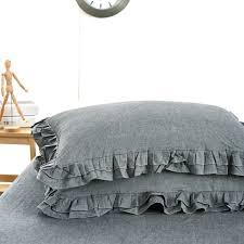 bedding sets matching bed quilt dunelm dark grey duvet cover queen