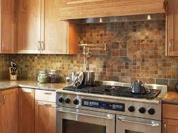 kitchen backsplash idea liberal rustic kitchen backsplash tile ideas fanabis