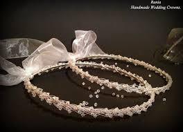 orthodox wedding crowns wedding crowns stefana orthodox crowns wedding headband