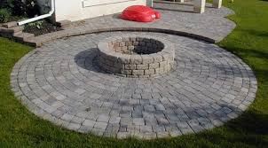 Fire Pit Kit Stone by Stone Fire Pit Kits U2013 Elegant And Useful Home Design Ideas