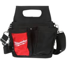 home depot black friday milwaukee tools milwaukee 15 pockets electricians pouch 48 22 8100 the home depot