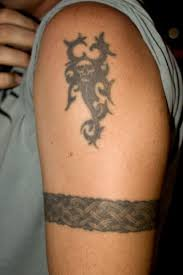 collection of 25 family crest tribal and celtic bands tattoos