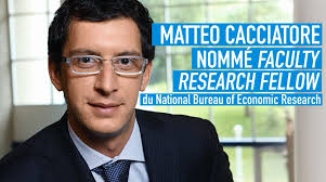 hec montreal bureau hec montréal on matteo cacciatore nommé faculty research