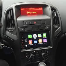 carplay installs pioneer sph da120 in a opel astra u2013 carplay life