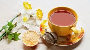download wallpaper 1920x1080 drink table orange cup mesh tea