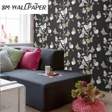 Wallpaper For Home by Compare Prices On Flower Design Wallpapers Online Shopping Buy