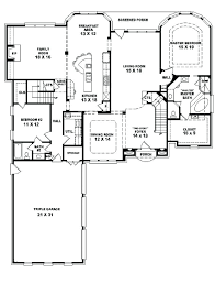 one story 4 bedroom house plans floor plans 4 bedroom best 4 bedroom house plans ideas on house