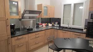 cuisine en chene blanchi cuisine en chene moderne photo et charmant cuisine en chene blanchi