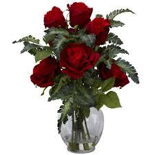 Arrangments by Rose Arrangements Artificial Rose Arrangements