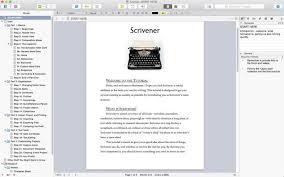 popular mac writing app u0027scrivener u0027 could finally be coming soon