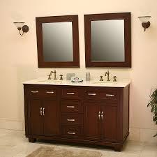 Maple Bathroom Vanity by Bathrooms