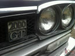nissan hakosuka 1972 nissan datsun skyline 2dr coupe kpc10 hakosuka