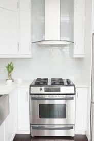 Herringbone Marble Backsplash by Herringbone Marble Backsplash 13 All White Kitchen Features A