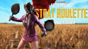 pubg strat roulette pubg strat roulette frying pan only challenge and more