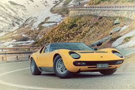 the best looking among the fastest u2013 the lamborghini miura dyler