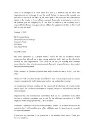 Business Cover Letter cover letter for business administration the letter sample