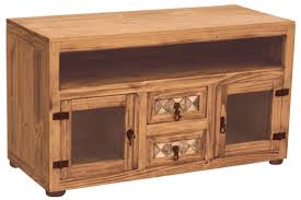 furniture rustic wooden reclaimed wood tv stand design with