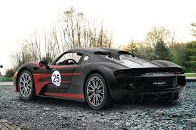jam jamara r c car porsche 918 spyder rtr with lights