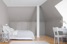 Schlafzimmer Dachgeschoss Farben Kleine Zimmer Dachschrägen Optisch Vergrößern Alpina Farbe U0026 Wirkung