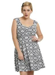 the nightmare before christmas rockabilly dress plus size topic