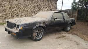 Man Buys Barn Full Of Cars Two Brand New Buick Grand Nationals Were Discovered In A Dusty Old