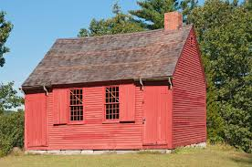 1 Room House by Love The One Room Schoolhouse Old Or New