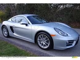porsche cayman silver 2014 porsche cayman in rhodium silver metallic photo 8 173371