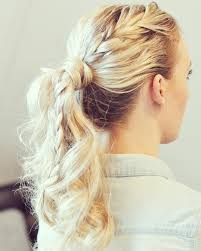 30 braided ponytail hairstyles to slay in 2017 hairstyle guru