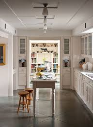 White Kitchen Tile Floor Design Ideas For White Kitchens Traditional Home