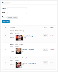 create archive templates for your custom post types pages or